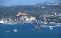 Quy định về người và phương tiện ra vào cảng quốc tế Cam Ranh