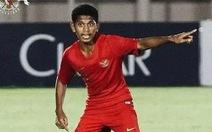 Tài năng trẻ của bóng đá Indonesia thiệt mạng sau vụ động đất