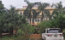 Cảnh cáo giám đốc bệnh viện bị tố nhận tiền chạy việc