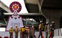 Thái Lan tăng cường an ninh, lo sợ đánh bom ngay dịp cấp cao ASEAN