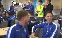 Video cầu thủ Colchester 'mừng như điên' khi biết sẽ gặp MU ở tứ kết Cúp liên đoàn