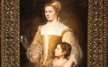 Bí mật 500 năm dưới một bức tranh của danh họa Tiziano Vecellio