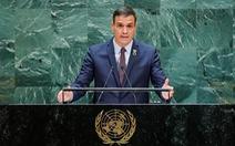 Chile rút lui, Tây Ban Nha muốn đăng cai hội nghị thượng đỉnh khí hậu COP25