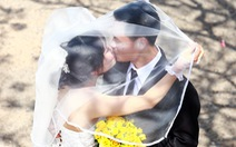 Chụp ảnh cưới tiết kiệm: vui là chính, hoài cổ được xuýt xoa độc đáo