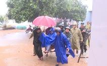 Quảng Ngãi huy động bộ đội giúp dân chống bão số 6