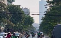Miền Bắc ô nhiễm không khí nghiêm trọng, khuyến cáo hạn chế ra đường