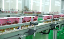Đầu tư hàng triệu đô sản xuất mì ăn liền