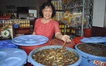 Thương nhớ những mùa cá linh - Kỳ cuối:  Cá linh về phố