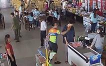 Tạm đình chỉ công tác với thượng úy công an tát nhân viên bán hàng