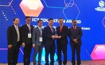 Trường duy nhất của Việt Nam đạt giải thưởng công nghệ thông tin uy tín