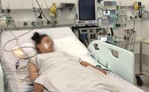 Dùng tim phổi nhân tạo cứu sống bé gái 12 tuổi