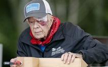 Cựu tổng thống Mỹ Carter bị xuất huyết não