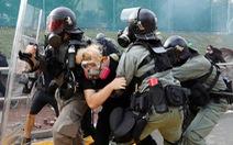 Kêu gọi chấm dứt bạo lực ở Hong Kong
