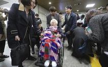 Hàn Quốc bắt đầu mở phiên tòa xử vắng mặt vụ kiện 'phụ nữ mua vui'