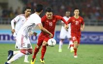 Tuyển Việt Nam đá vòng loại World Cup 2022 ở UAE