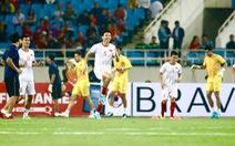 Trực tuyến Việt Nam - UAE (20h): Quyết giành ba điểm