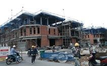 Vụ xây 'lụi' 110 biệt thự ở quận 7: Kiến nghị chưa áp dụng biện pháp khắc phục hậu quả