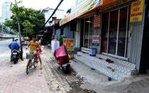 Làm đường Nguyễn Hữu Cảnh, nhà thành 'hầm', chủ đầu tư nghĩ gì, tính sao?