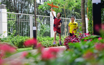 Khám phá cuộc sống 'sang chảnh' ở biệt thự cảnh quan tại Phú Mỹ Hưng