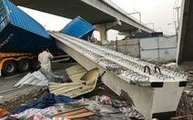 Nhiều đơn vị rút kinh nghiệm vụ dầm cầu vượt Suối Tiên rơi