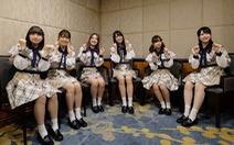 Các cô gái AKB48 'làm nóng' giải Việt Nam Kizuna Ekiden 2019