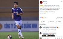 CĐV Hà Lan muốn thấy Văn Hậu ra sân cùng Heerenveen