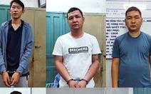 Bắt băng nhóm người Mông Cổ trộm cắp ở trung tâm Sài Gòn