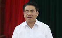 Chủ tịch Nguyễn Đức Chung: Hà Nội không bao giờ bù giá cho nước mặt sông Đuống
