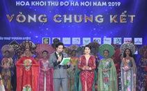 Đoàn Minh Tài và Thi Thảo làm MC chung kết Hoa khôi Thủ Đô