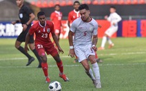 Giống Việt Nam, các đội Đông Nam Á toàn thắng trước đội ngoài khu vực