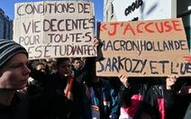 Sinh viên tự thiêu vì nghèo, ngành giáo dục Pháp khủng hoảng