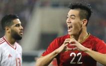 Báo chí Ả Rập ấm ức: 'Đội tuyển UAE thua do bị mất người'