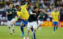 Messi ghi bàn giúp Argentina đánh bại Brazil
