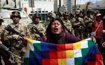 Cựu tổng thống Bolivia bị cáo buộc 'kích động bạo lực'