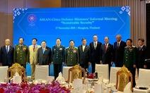 ASEAN tăng cường hợp tác quốc phòng với Trung Quốc, Nhật Bản và Mỹ
