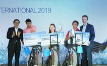 Ba tay golf nghiệp dư Việt Nam tham dự Giải thế giới