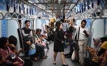 Dân Indonesia thích đi metro, chính quyền làm thêm tuyến thứ 2