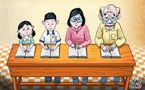 Có những người thầy không cầm phấn...