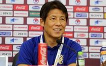 HLV Akira Nishino: 'Tôi gặp áp lực khi phải đấu với tuyển Việt Nam tại Mỹ Đình'