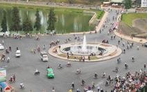 Video: Đà Lạt chi tiền tỉ cải tạo vòng xoay đài phun nước trung tâm