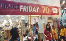 Khuyến mãi Black Friday sớm, nhiều nơi tạm dừng bán online