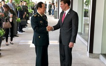 Trung Quốc tố ngược Mỹ 'làm tăng căng thẳng ở Biển Đông'