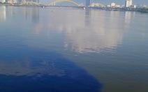 Sông Hàn bị nhuộm đen bởi dòng nước thải hôi thối, người Đà Nẵng bức xúc