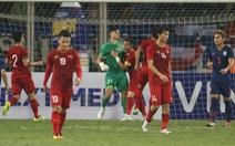 Việt Nam - Thái Lan (hiệp 2) 0-0: Việt Nam lại bị từ chối bàn thắng
