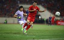 Việt Nam - Thái Lan (hiệp 1): 0-0