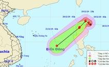 Miền Bắc mưa rét, bão Kalmaegi suy yếu khi vào Biển Đông