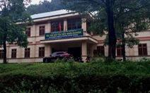 Hạt trưởng kiểm lâm bị cảnh cáo vì để lâm tặc phá rừng