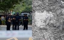Singapore cho kích nổ quả bom từ Thế chiến 2 giữa trung tâm thành phố