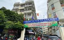 Đã quyết phương án tháo dỡ khẩn cấp lô E chung cư Võ Văn Kiệt