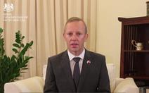 Đại sứ Anh ở VN: Không tưởng tượng được nếu mình là người nhà của 39 nạn nhân